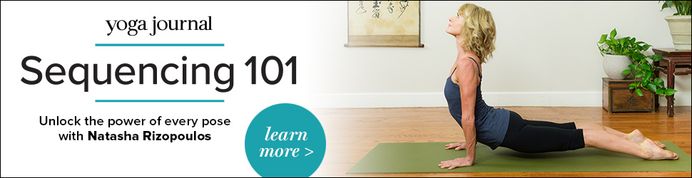 Natasha Joins With Yoga Journals Aim Healthy U To Present Her Six Week Online Learning Course Sequencing 101Unlock The Power Of Every Pose